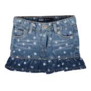 Levi's® Alessandra Scooter Skirt - Girls 2t-4t