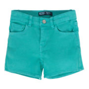 Levi's® Summer Love Shorty Shorts - Girls 2t-4t