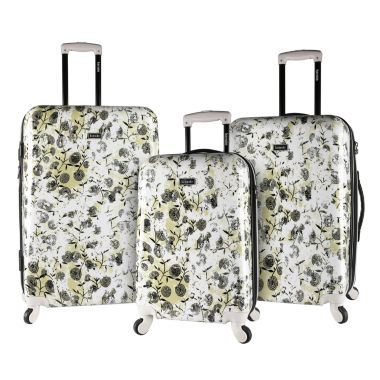 jcpenney.com | Travelers Club Kensie 3-pc. Luggage Set