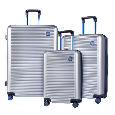 jcpenney.com | Travelers Club Beijing 3-pc. Luggage Set