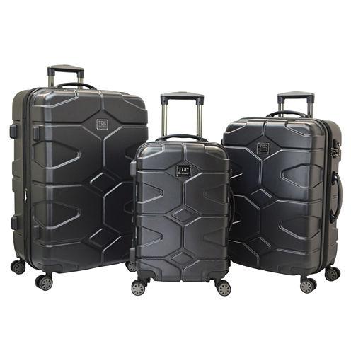 Travelers Club Axel 3-pc. Luggage Set