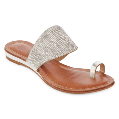 jcpenney.com | GC Shoes Delicia Womens Flat Sandals