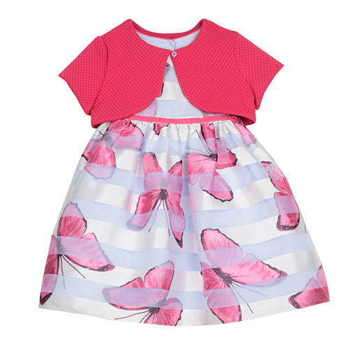 Marmellata Party Dress - Toddler Girls