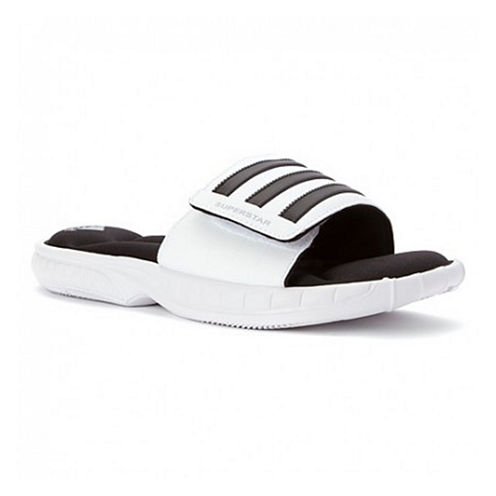 adidas® Superstar 3G Mens Slide Sandals