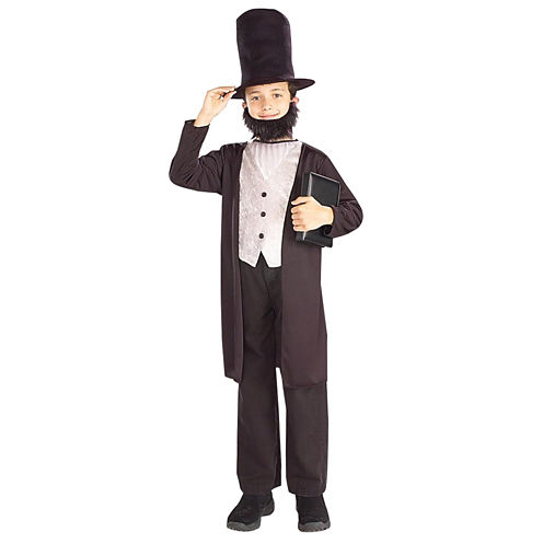 Buyseasons Abraham Lincoln Child Costume 3-pc. Dress Up Costume Boys