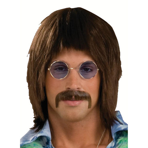 60's Singer Adult Wig - One Size