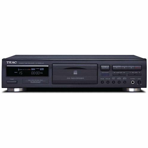 Teac CD-RW890MK2-B CD Recorder Black