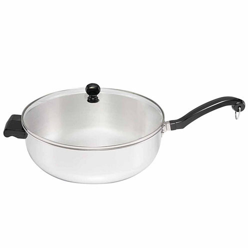 Farberware 6-qt. Stainless Steel Chef's Pan