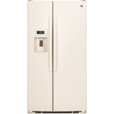 jcpenney.com | GE® ENERGY STAR® 25.4 Cu. Ft. Side-By-Side Refrigerator