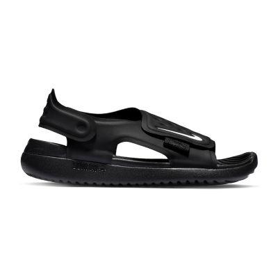 d40646aa61de Nike Little Kid Big Kid Boys Sunray Adjust 5 Strap Sandals - JCPenney