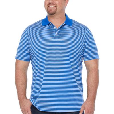 The Foundry Big & Tall Supply Co.Mens Short Sleeve Polo Shirt