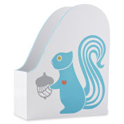 Happy Chic by Jonathan Adler Elizabeth Squirrel Magazine Holder