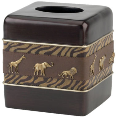 jcpenney.com | Avanti Animal Parade Tissue Holder