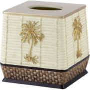 Avanti Oasis Palm Tissue Holder