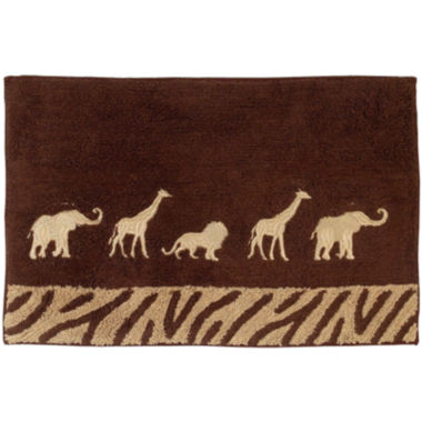 jcpenney.com | Avanti Animal Parade Bath Rug