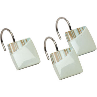 jcpenney.com | Avanti By the Sea Bath Shower Curtain Hooks