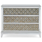 Sofia Mirrored Storage Chest