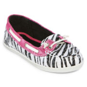 Arizona Lil Betsy Girls Boat Shoes - Toddler
