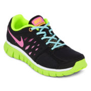 Nike® Flex Run 2013 Girls Running Shoes - Big Kids