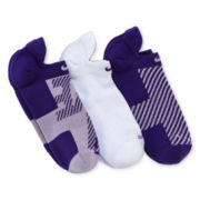 Nike® Dri-FIT 3-pk. Print No-Show Socks