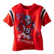 OshKosh B'gosh® Football Graphic Tee - Boys 4-7