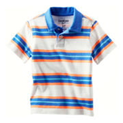 OshKosh B'gosh® Striped Polo Shirt - Boys 4-7