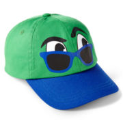 Okie Dokie® Eyes Baseball Hat - Boys