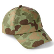 Okie Dokie® Camo Baseball Hat - Boys