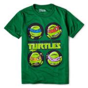 Teenage Mutant Ninja Turtles Graphic Poly Tee - Boys 6-18