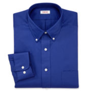 IZOD® Button–Down Dress Shirt–Big & Tall
