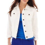 jcp Denim Jacket - Tall