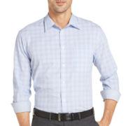 Van Heusen® Office Button-Front Shirt