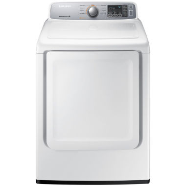jcpenney.com | Samsung 7.4 Cu. Ft. Electric Dryer with Sensor Dry