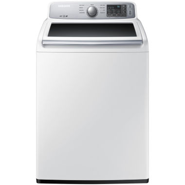 jcpenney.com | Samsung 4.5 cu. ft. High Efficiency Top-Load Washer with VRT® Technology