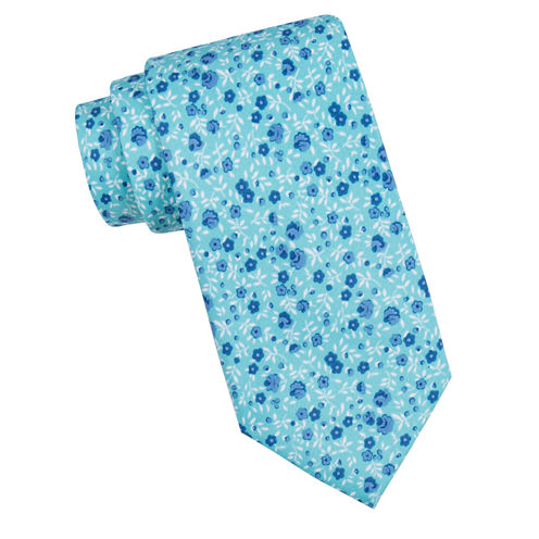 Stafford Hudson Floral Tie
