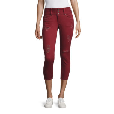 jcpenney.com | Ymi Cropped Pants-Juniors