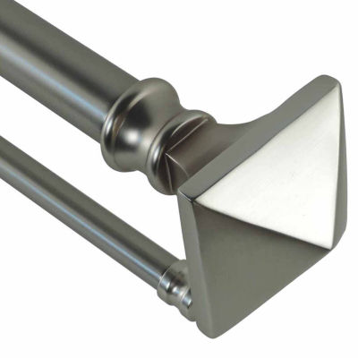 jcpenney home pointe double curtain rod