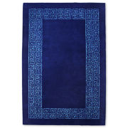 Happy Chic by Jonathan Adler Greek Key Wool Rectangular Rugs