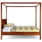 Happy Chic by Jonathan Adler Bleecker Four-Poster Bed
