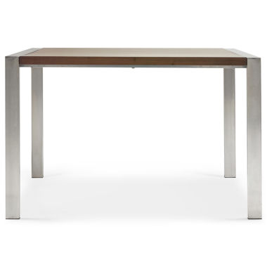 "jcpenney.com | Bracen 56"" Counter Height Rectangle Dining Table"