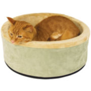 Thermo-Kitty Bed™ Heated Cat Bed