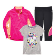 Xersion™ Hoodie, Graphic Tee or Capri Pants – Girls 7-16 and Plus