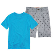 Arizona Crewneck Tee or Chino Shorts – Boys 8-20