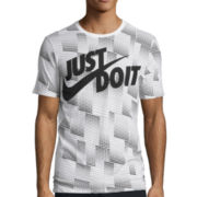 Nike® Printed Tee