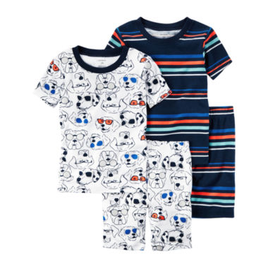 jcpenney.com | Carter's 4-pc. Kids Pajama Set Boys