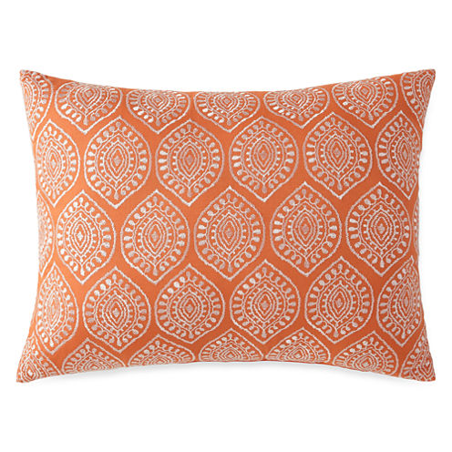 Jcpenney Decorative Throw Pillows : JCPenney Home Denton Oblong Throw Pillow - JCPenney