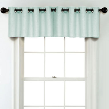 jcpenney.com | JCPenney Home Linen Grommet Blackout Lined Tailored Valance