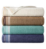 Home Expressions™ Ombre Stripe Bath Towels