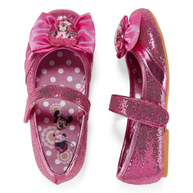 jcpenney.com | Disney Collection Minnie Mouse Costume Shoes - Girls