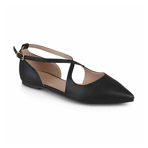 Journee Collection Malina Womens Ballet Flats